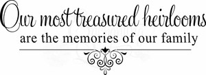 Family Quotes | Vinyl Wall Decals & Sayings