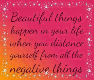 Quotes About Negative Energy Getting rid of negative energy