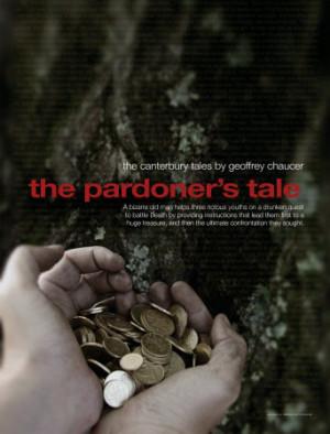 Foolishness in geoffrey chaucers pardoners tale