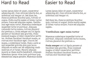 Structuring Your Article for Readability