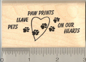 The Worlds Best Selection Of Animal Welfare Rubber Stamps, Pro465