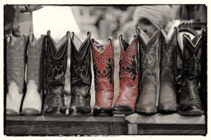 Cowboy Boots Quotes