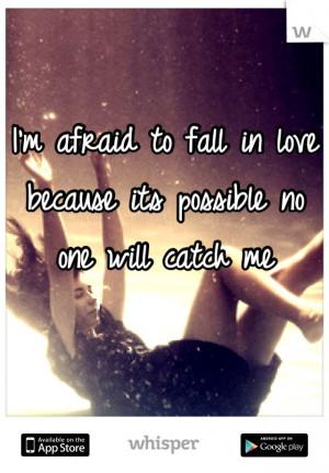 Heartbreak Quotes, Scared Afraid, Quotes 3, Mahal Kita, I M Afraid, So ...