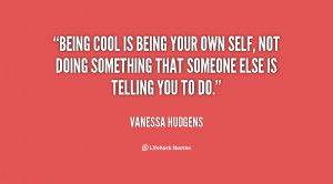Quotes About Not Being Cool
