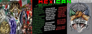 mexican pride Profile Facebook Covers