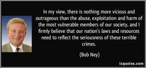 More Bob Ney Quotes