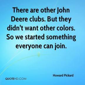John Deere Quotes