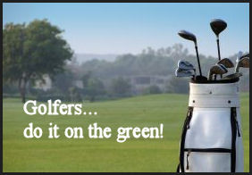 Golf Expressions and Slogans