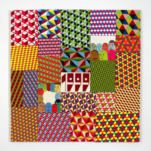 Wanted - Barry Mcgee Cluster