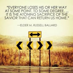 LOVE this. #lds #elderballard #ldsquotes / http://mormonfavorites ...