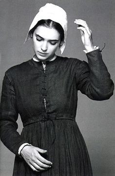The Crucible-Abigail, portrayed by Winona Ryder More