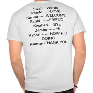 famous swahili quotes quotesgram