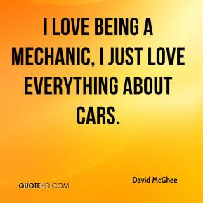 Mechanic Quotes