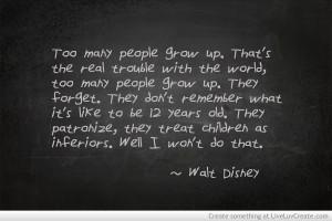 cute, life, love, pretty, quote, quotes, walt disney
