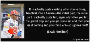 More Lewis Hamilton Quotes