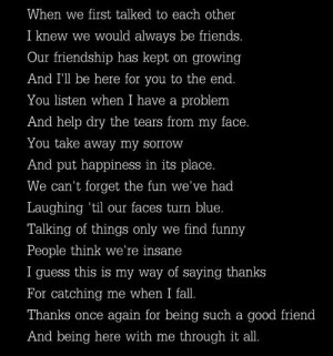 Long Funny Best Friend Quotes For Girls #1
