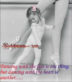 Image Detail for - dance,Heart Quotes : Inspirational Quotes ...