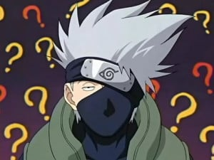 Kakashi – quote