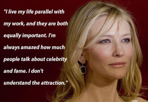 Happy Birthday Cate Blanchett: Cate's 5 Inspiring Quotes photo 2