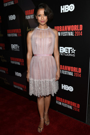 quote actress gugu mbatha raw attends the variety studio presented