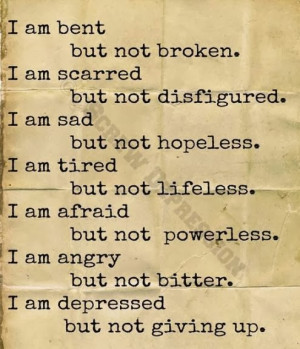 Feel free to share, if you think some Why Am I Depressed (Depressing ...