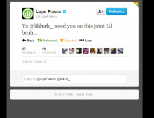 Lil Durk Quotes Lupe fiasco x lil durk from