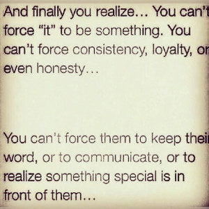 ... Consistency #Loyalty #Love #Quote #Quotestagram #InstaG #Instagood