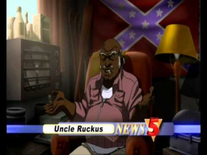 Uncle Ruckus Funny Clips - The Boondocks