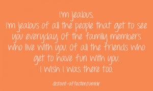distance quotes for family