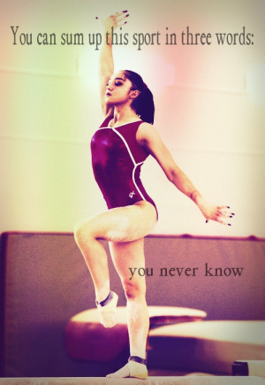 motivational quotes gymnastics