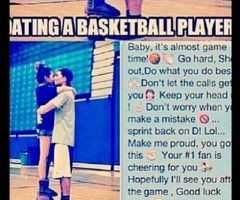 Dating A Basketball Player Quotes Tumblr ~ www.Footballplaybooks.info ...