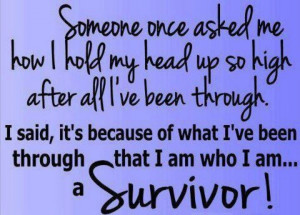 Quote - Survivor