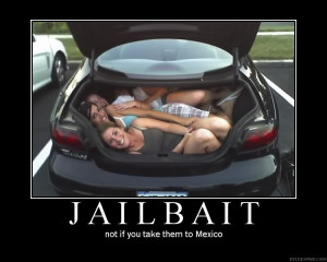 Jail Bait said this we did not follow any advice that is we are take ...