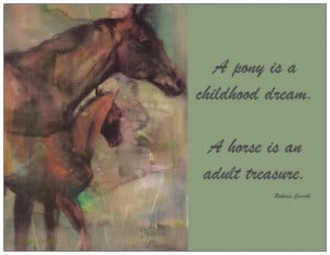inspirational quotes horses