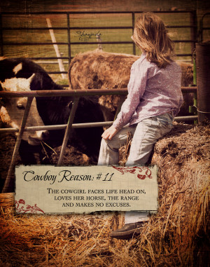 Cowgirl Quotes About Life Horse And