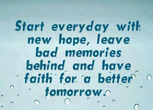 life Quotes, Words, Messages and Sayings - Start everyday with new ...