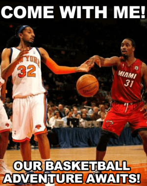 Funny Quotes About The Heat...