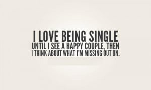 Single Life Quotes and Sayings