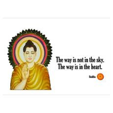 Buddha Buddhism Quotes Poster