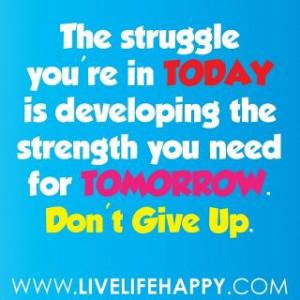 Struggle Quotes (15)