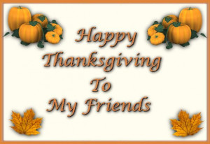 Friends Quotes Thanksgiving Kootation
