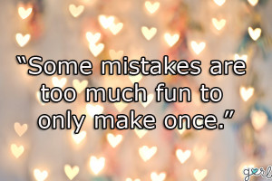 quotes about making mistakes in relationships