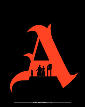 The Scarlet Letter Symbol Quotes