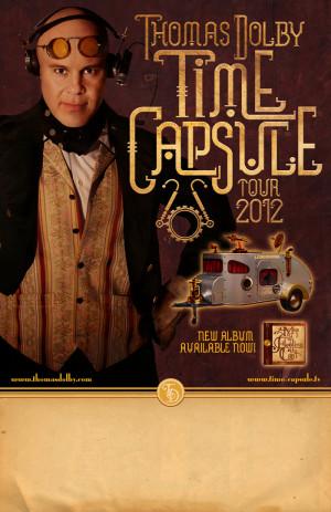Thomas Dolby Time...