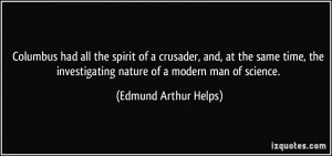 More Edmund Arthur Helps Quotes