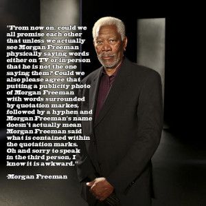 Morgan Freeman -Image #531,791
