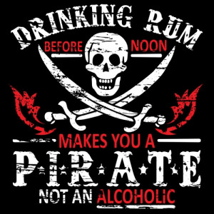 Funny Pirate