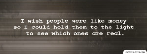Fake People Quote