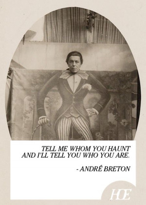 Quote of the Day: Andre Breton