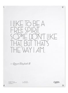 Queen Elizabeth II quote Christian Sutter of Emerson NJ Loves
